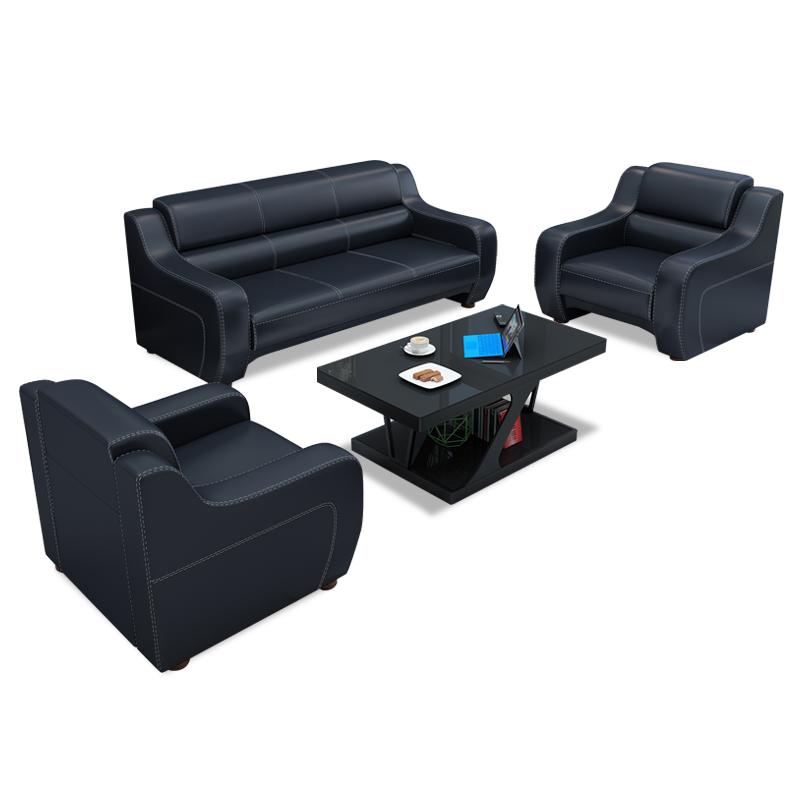 木脚真皮沙发4