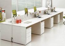 直台开放办公桌屏风-16