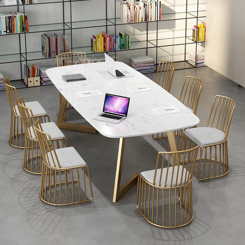 大理石会议桌-02